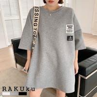 RAKUku(ラクク)のトップス/Tシャツ