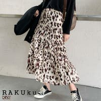 RAKUku(ラクク)のスカート/ティアードスカート