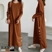 RAKUku(ラクク)のワンピース・ドレス/マキシワンピース