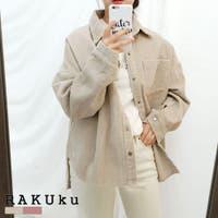 RAKUku(ラクク)のアウター(コート・ジャケットなど)/ジャケット・ブルゾン