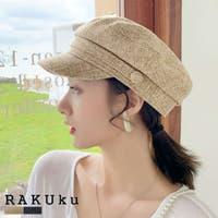RAKUku(ラクク)の帽子/キャスケット