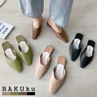 RAKUku(ラクク)のシューズ・靴/ミュール