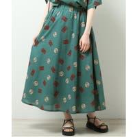 DOUBLE NAME(ダブルネーム)のスカート/ひざ丈スカート
