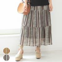 relaclo(リラクロ)のスカート/ひざ丈スカート