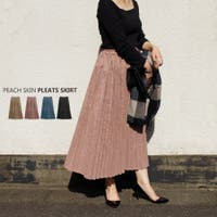 relaclo(リラクロ)のスカート/プリーツスカート