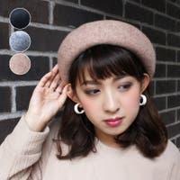 LAPULE (ラピュレ)の帽子/ベレー帽