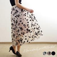 LAPULE (ラピュレ)のスカート/ひざ丈スカート