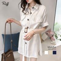 Riff(リフ)のワンピース・ドレス/シャツワンピース