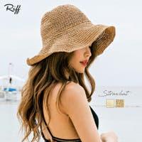 Riff(リフ)の帽子/麦わら帽子・ストローハット・カンカン帽