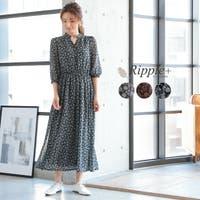 Ripple+ (リップルプラス )のワンピース・ドレス/マキシワンピース