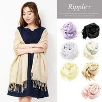 Ripple+ (リップルプラス )の小物/ストール