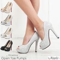 Ripple+ (リップルプラス )のシューズ・靴/パンプス