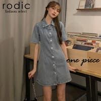 Rodic(ロディック)のワンピース・ドレス/シャツワンピース