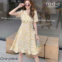 Rodic(ロディック)のワンピース・ドレス/シフォンワンピース