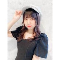 ROJITA(ロジータ)の帽子/キャスケット