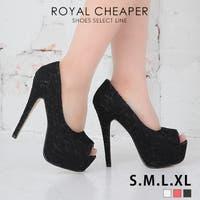 Royal Cheaper(ロイヤルチーパー)のシューズ・靴/パンプス