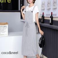 coco&neel(ココアンドニール)のワンピース・ドレス/サロペット