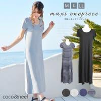 coco&neel(ココアンドニール)のワンピース・ドレス/マキシワンピース