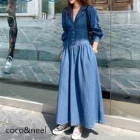 coco&neel(ココアンドニール)のワンピース・ドレス/デニムワンピース