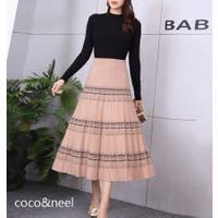 coco&neel(ココアンドニール)のスカート/フレアスカート