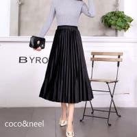 coco&neel(ココアンドニール)のスカート/プリーツスカート