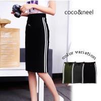 coco&neel(ココアンドニール)のスカート/タイトスカート