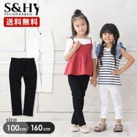子供服のS&H(コドモフクノエスアンドエイチ)のパンツ・ズボン/スキニーパンツ