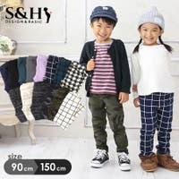 子供服のS&H(コドモフクノエスアンドエイチ)のパンツ・ズボン/レギンス