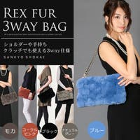 sankyo shokai  サンキョウショウカイ(サンキョウショウカイ)のバッグ・鞄/パーティバッグ