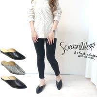 Scramble(スクランブル)のシューズ・靴/ミュール