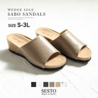 SESTO(セスト)のシューズ・靴/ウェッジソール