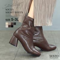 SESTO(セスト)のシューズ・靴/ショートブーツ