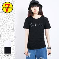 sevens   プリントTシャツ(ONE OF A KIND)