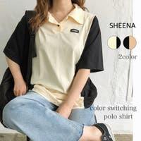 SHEENA (シーナ)のトップス/ポロシャツ