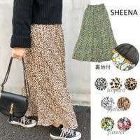 SHEENA (シーナ)のスカート/プリーツスカート