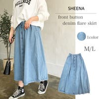 SHEENA (シーナ)のスカート/デニムスカート