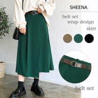SHEENA (シーナ)のスカート/フレアスカート