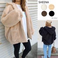 SHEENA (シーナ)のアウター(コート・ジャケットなど)/ジャケット・ブルゾン