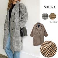 SHEENA (シーナ)のアウター(コート・ジャケットなど)/ロングコート