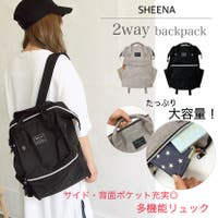 SHEENA (シーナ)のバッグ・鞄/リュック・バックパック