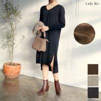 LADY LIKE (レディライク )のワンピース・ドレス/ニットワンピース
