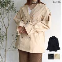 LADY LIKE (レディライク )のアウター(コート・ジャケットなど)/トレンチコート