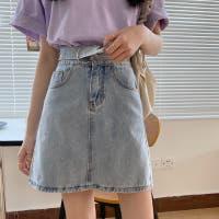 Sibra(シブラ)のスカート/デニムスカート