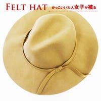 SHES COMPANY(シーズカンパニー)の帽子/ハット