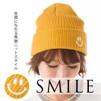 SHES COMPANY(シーズカンパニー)の帽子/ニット帽