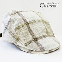 SHES COMPANY(シーズカンパニー)の帽子/ハンチング