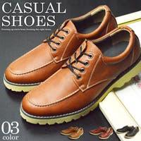 ShoeSquare | カジュアルシューズ メンズ コンフォートシューズ ヴィンテージ ビンテージ Uチップ フォーマル ワークブーツ 紳士靴 クッション大人 靴 メンズシューズ