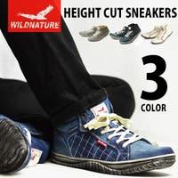 ShoeSquare | 靴 メンズ スニーカー メンズ カジュアル メンズスニーカー コンフォートシューズ メンズシューズ ハイカットスニーカー ヴィンテージキルティング カップインソール 軽量 通販 人気 靴 メンズシューズ