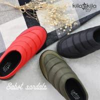 shop kilakila(ショップキラキラ)のシューズ・靴/サボサンダル