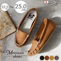 shop kilakila(ショップキラキラ)のシューズ・靴/モカシン